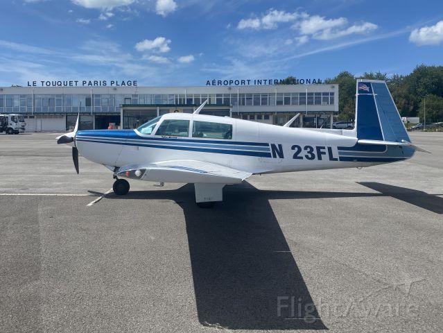Mooney M-20 Turbo (N23FL) - 20 JUL 2020