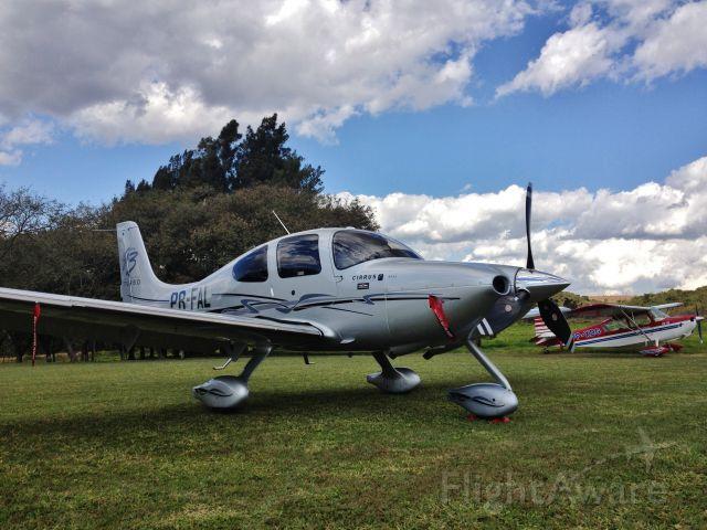 Cirrus SR-22 (PR-FAL) - Cirrus SR22 G3