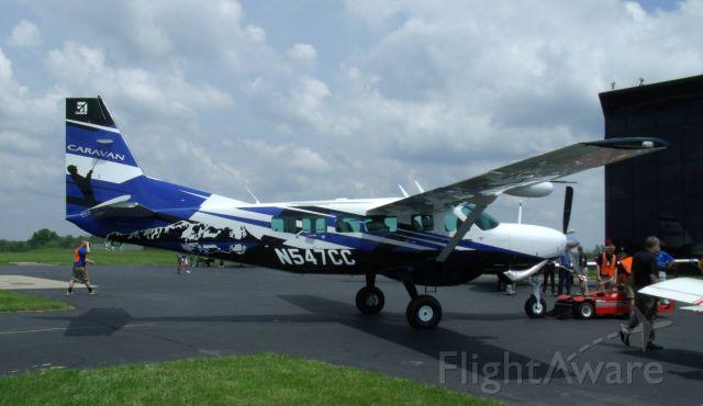 Cessna Caravan (N547CC) - Cessna