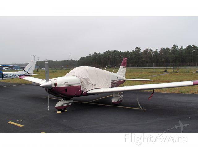 Piper Cherokee (N458KG)