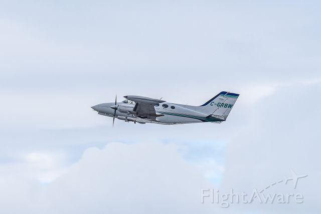 Cessna Chancellor (C-GRBW)