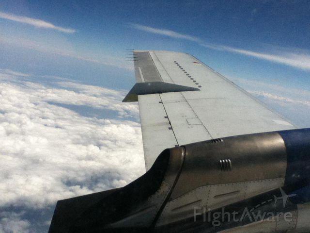 Embraer EMB-120 Brasilia (VQ-TDG) - FLUFFY :)