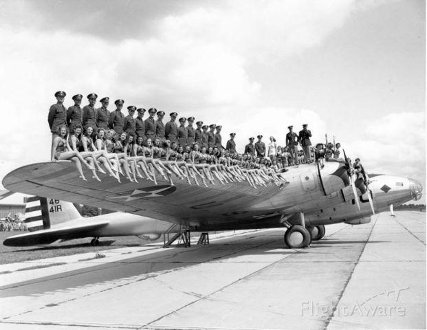 — — - Boeing XB-15 demonstration 1939