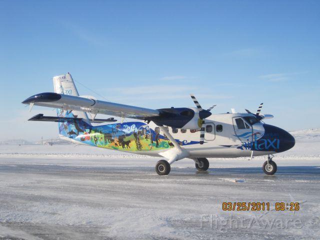De Havilland Canada Twin Otter (C-GLKB)