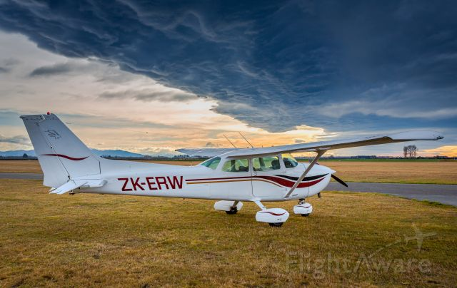Cessna Skyhawk (ZK-ERW)