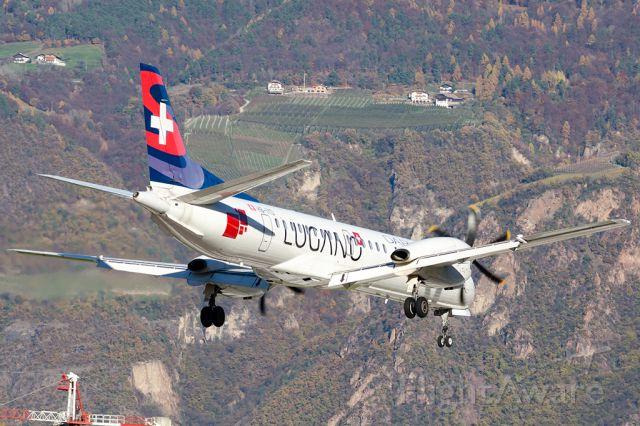 Saab 2000 (HB-IYD) - Darwin Airlines