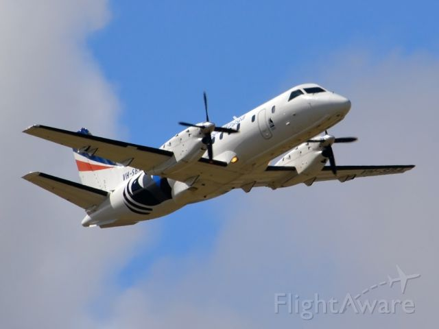 VH-SBA — - Getting airborne off runway 23 and heading to Port Lincoln. Saturday, 24th March 2012.