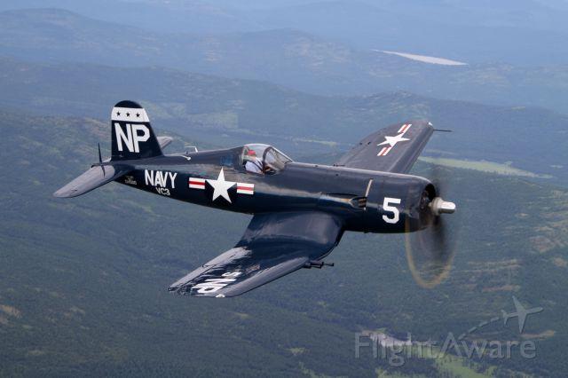 NX4901W — - Over Kalispell Montana