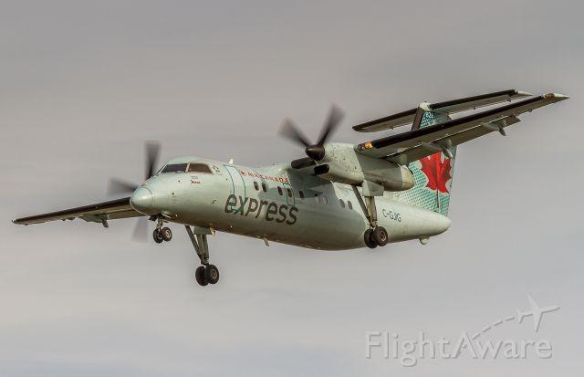 de Havilland Dash 8-100 (C-GJIG)