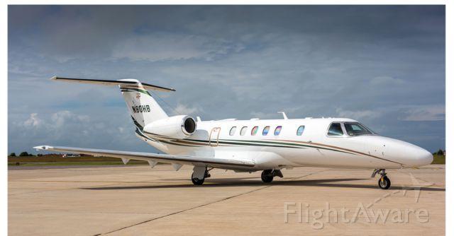 Cessna Citation CJ4 (N80HB)