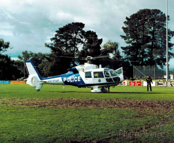 VH-PVF — - About 1989, Victoria Police