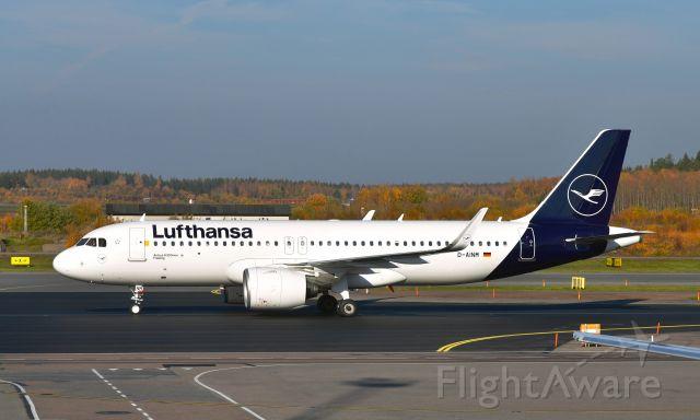 Airbus A320neo (D-AINM) - Lufthansa Airbus A320-271N D-AINM in Stockholm Arlanda