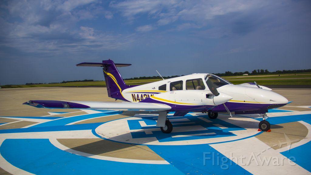 Piper PA-44 Seminole (N443MK)