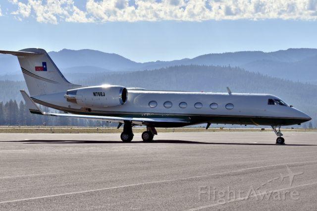 Gulfstream Aerospace Gulfstream IV (N76EJ) - Texan in Truckee