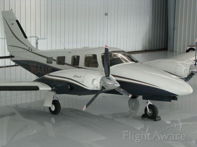 Piper Seneca (N644AC)