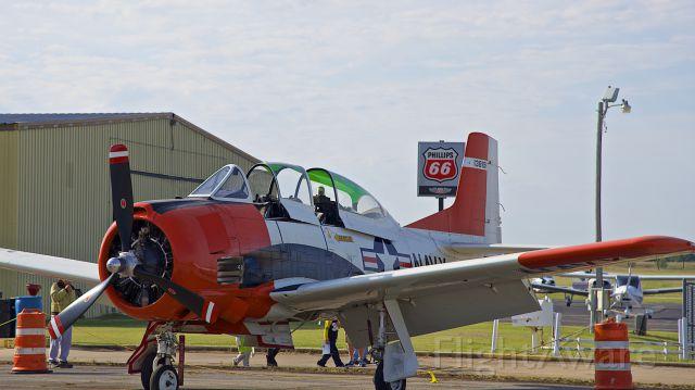 — — - Airshow at KSNL