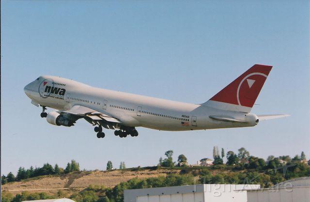 Boeing 747-200 (N624US)