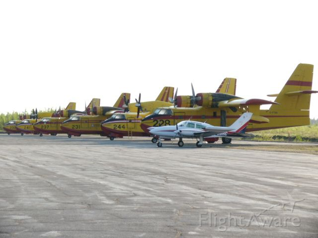 Canadair CL-415 SuperScooper (EGACA109)