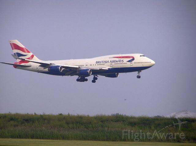 Boeing 747-200 (G-CIVD)