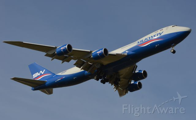 BOEING 747-8 (VQ-BVC)