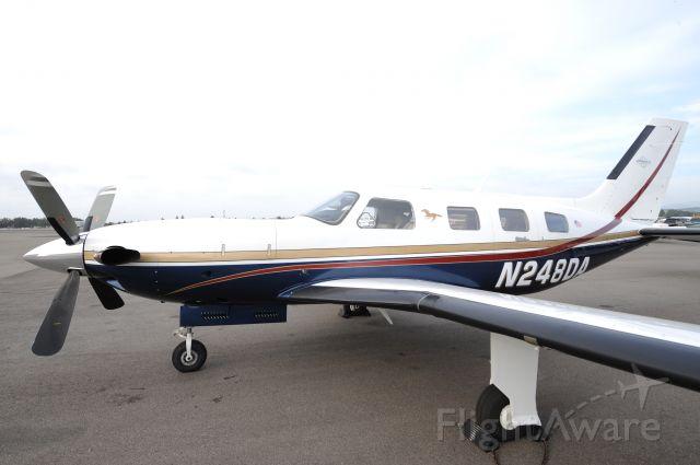 N248DA — - Single Turboprop