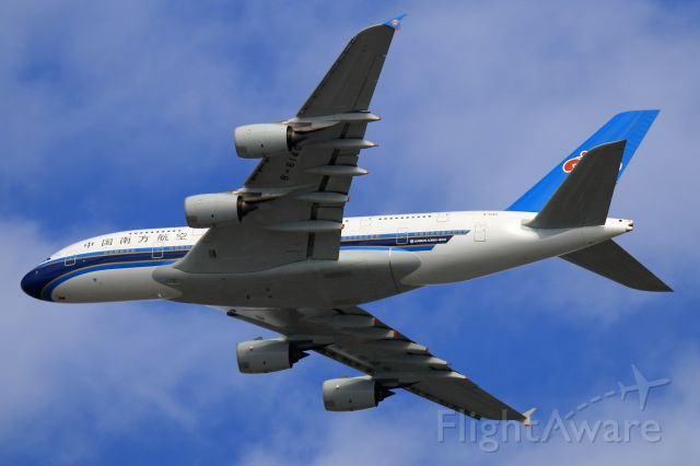 Airbus A380-800 (B-6140)