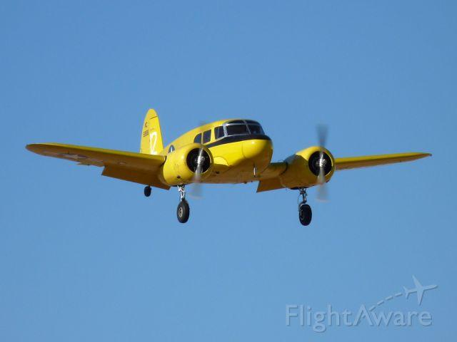 Cessna T-50 Bobcat (N59188)