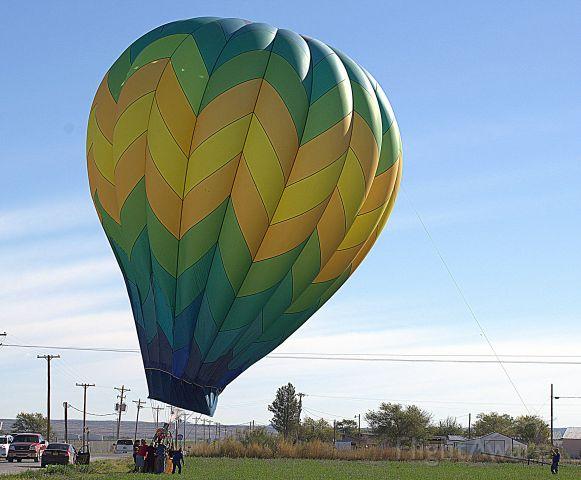 Unknown/Generic Balloon (N1528Z)