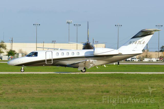 Cessna Citation CJ4 (N747LA)