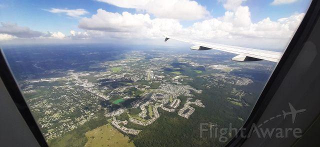 — — - EWR ----> Tampa