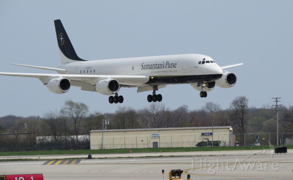 McDonnell Douglas DC-8-70 (N782SP) - Samaritan