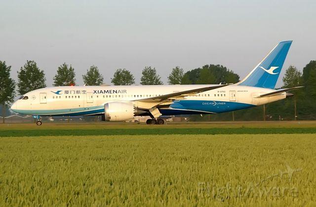Boeing 787-8 (B-2762)