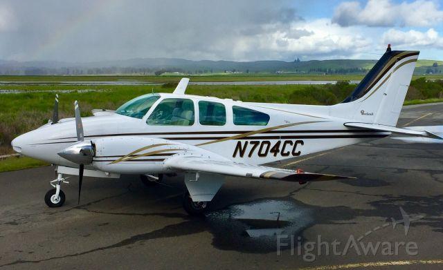Beechcraft 55 Baron (N704CC)
