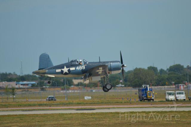 N209TW — - Landing KFSD