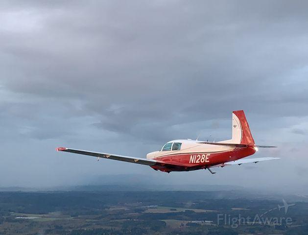 Mooney M-20 (N128E)