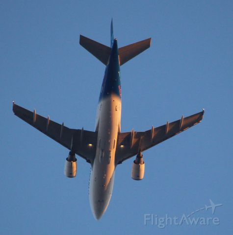 Airbus A310 (C-GTSY)