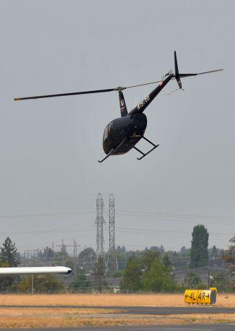 Robinson R-44 (N1976B) - Robinson R44 N1976B in Spokane Felts Field
