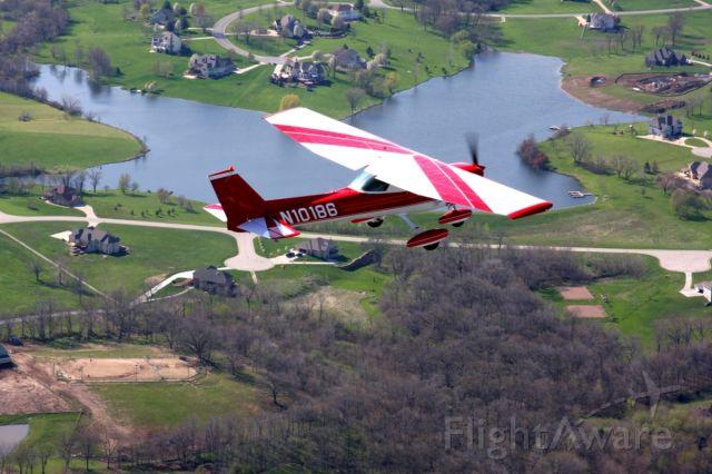 Cessna Commuter (N10186)
