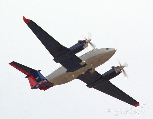Beechcraft Super King Air 350 (N396AA)