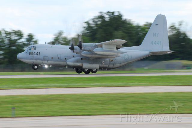 Lockheed C-130 Hercules (16-4441)