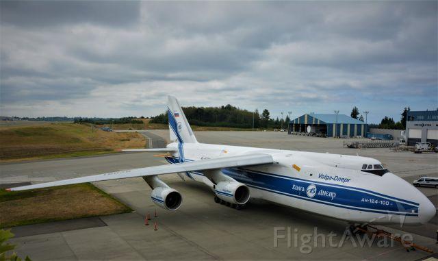 Antonov An-124 Ruslan (RA-82081) - Payne Field, Everett WA