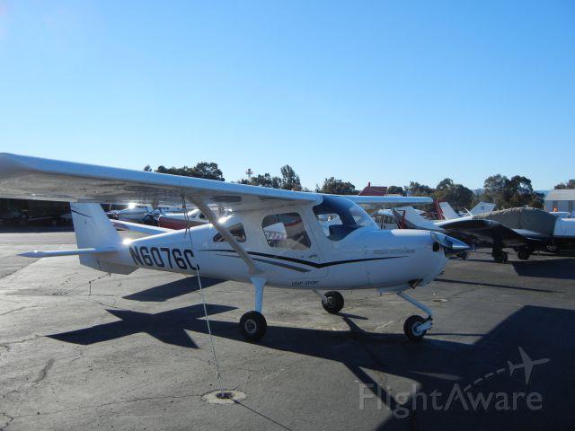Cessna Skycatcher (N6076C)