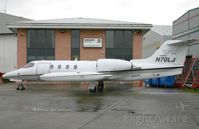N70LJ — - JET ICU air ambulance out of KBKV