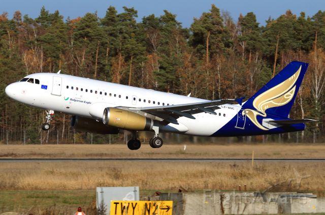 Airbus A319 (LZ-AOC)