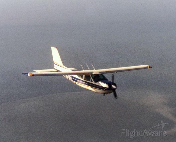 Cessna 177RG Cardinal RG (N8068G) - Cardinal RG over Chesapeake Bay