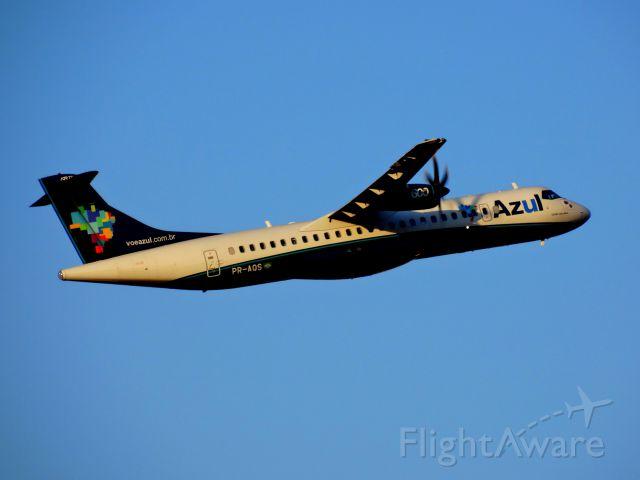 ATR ATR-72 (PR-AQS)