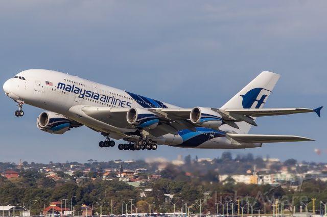 Airbus A380-800 (9M-MND)