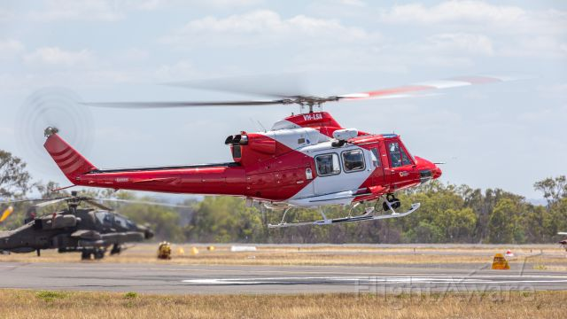 Bell 412 (VH-LSA)