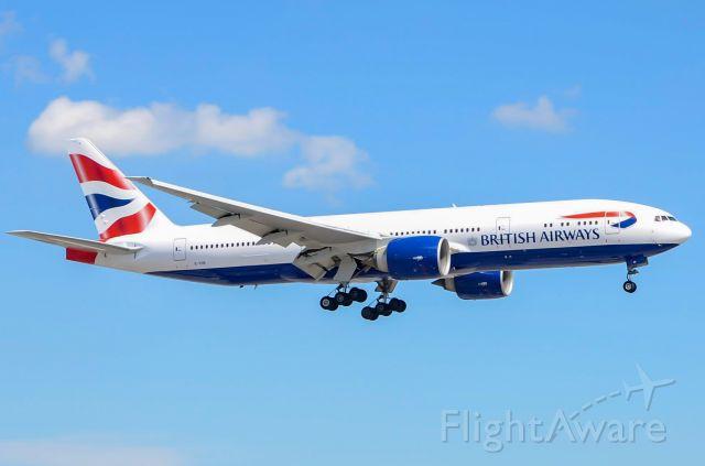 Boeing 777-200 (G-VIIN)