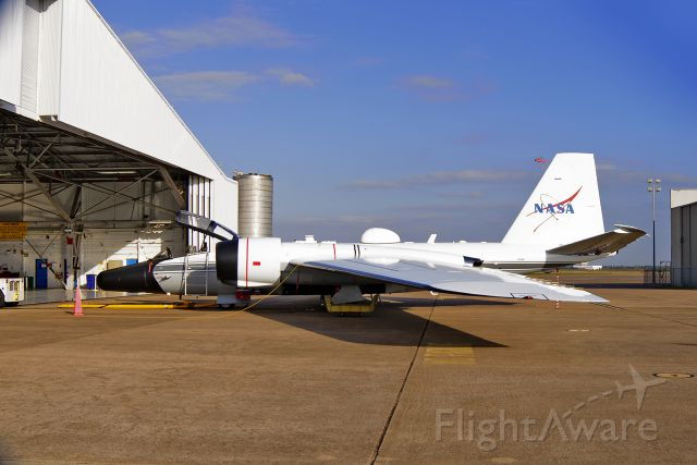 Martin WB-57 (N926NA)